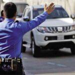 metro manila traffic officer