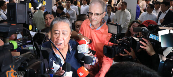 Interview with Secretary Tugade
