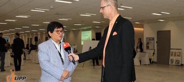 Dr. Andreas Klippe interview with Jun Palafox