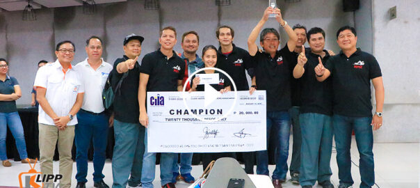 Yokohama did it again winning the bownling tournament a 2nd time.