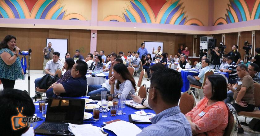 stakeholders, LGU execs gathering