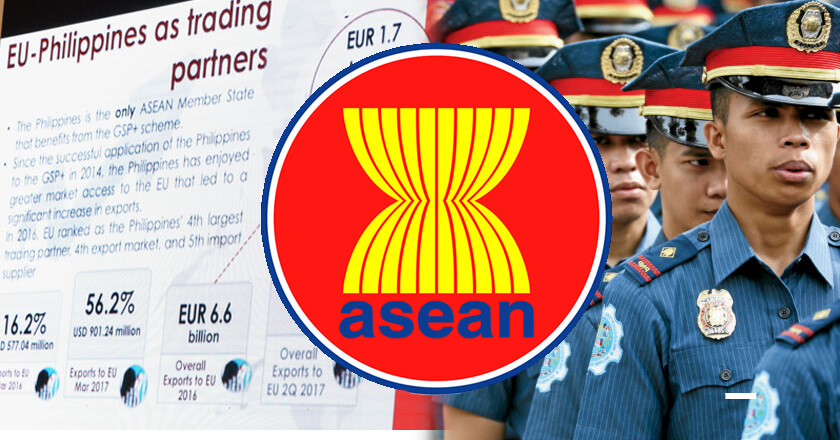 Gross Domestic Product, Asean, Police