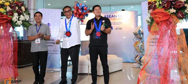ASEAN kiosk at CIAC