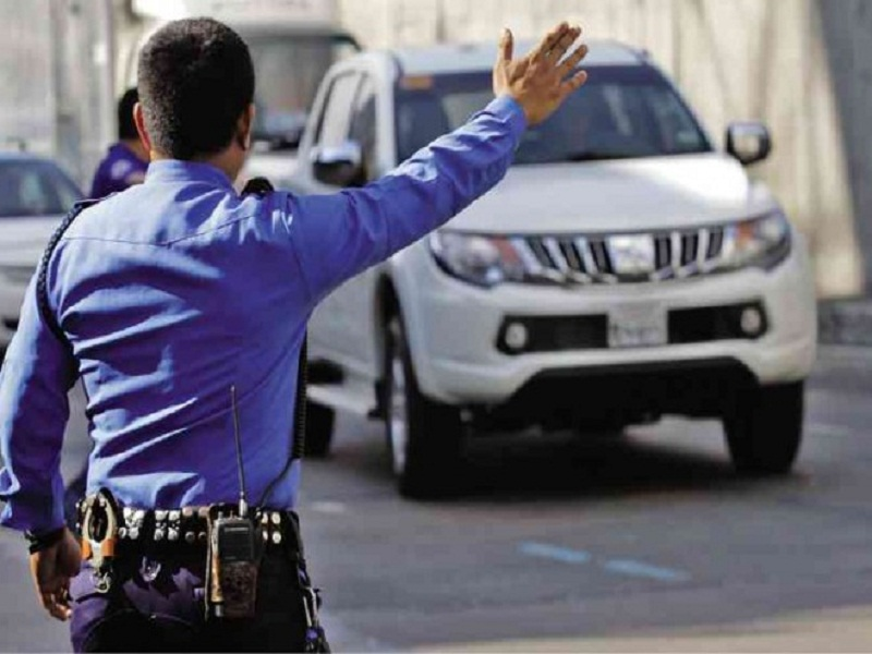 metro manila traffic officer