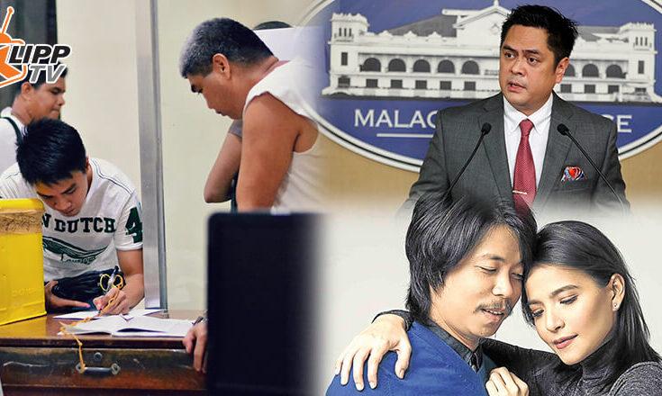 Barangay Polls Malacañang Bloggers and Kita Kita