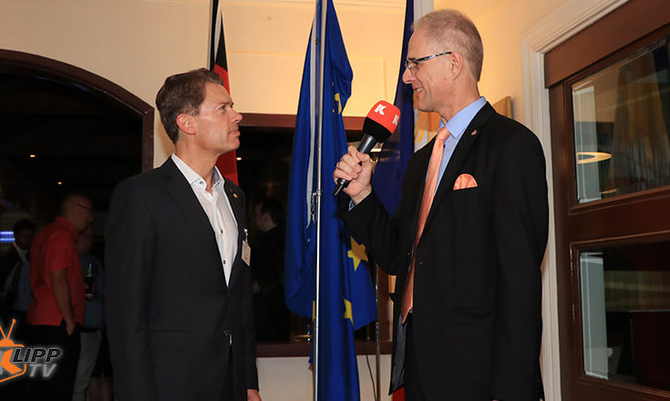 Dr. Andreas Klippe interview with RalphBeisel