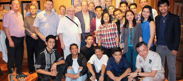 German Club hosts exhibit of Filipino art