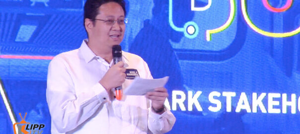 Presindent Noel Manankil of Clark Development Corporation