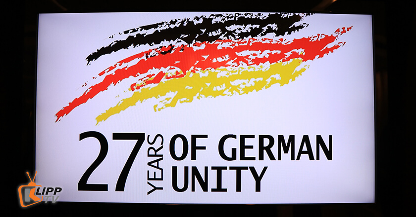 27 years of german unity