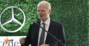 EU's Ambassador Franz Jessen