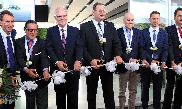 Mercedes-Benz establishes site in Clark