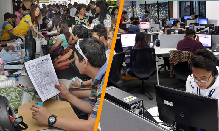 People Processing Documents