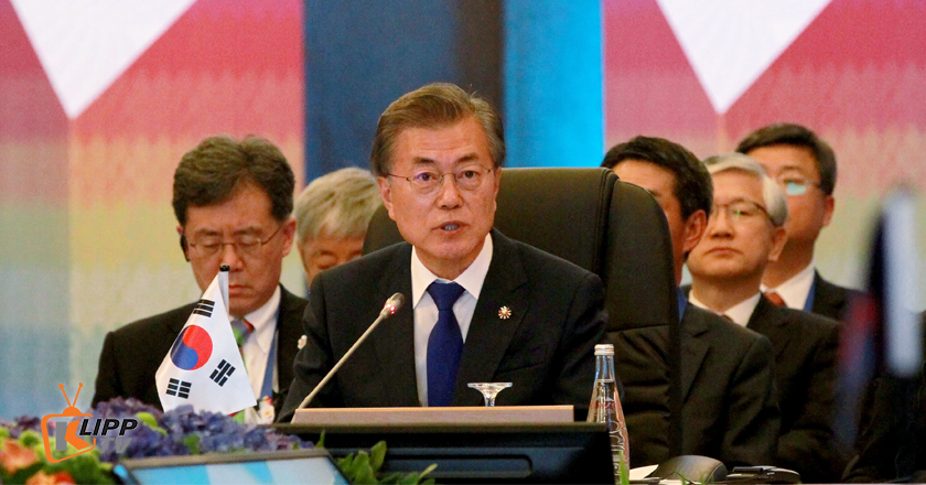 President Moon Jae In