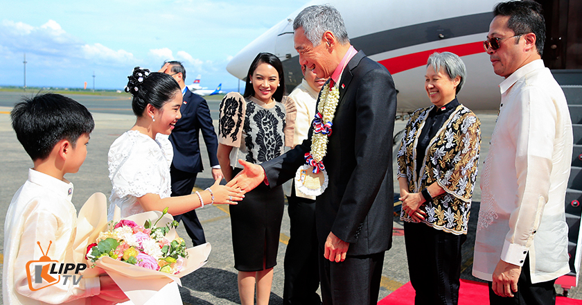 Prime Minister Lee Hsein Loong
