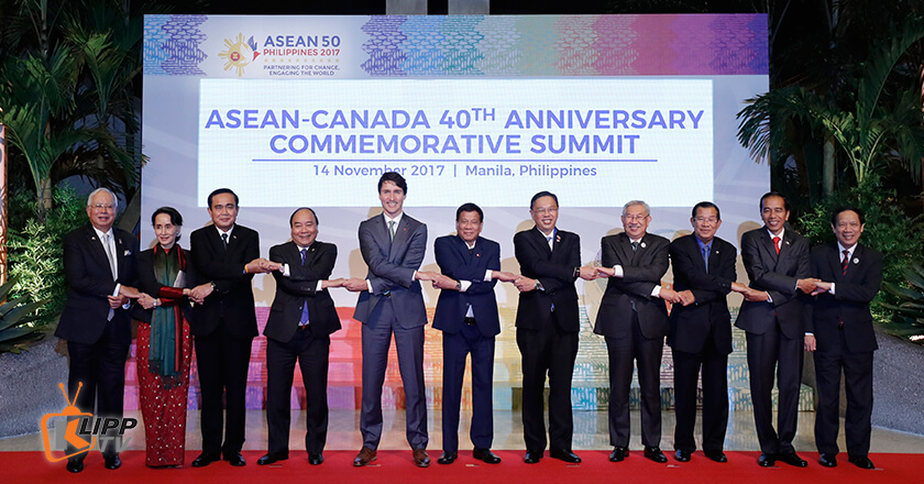 world leaders asean 2017