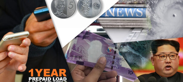 One-year Prepaid Load Validity and More Top Stories in Trending Klipps