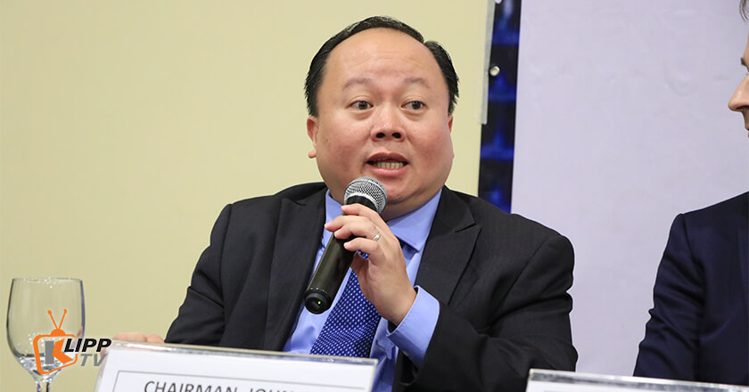 AIAP Chairman John Lee