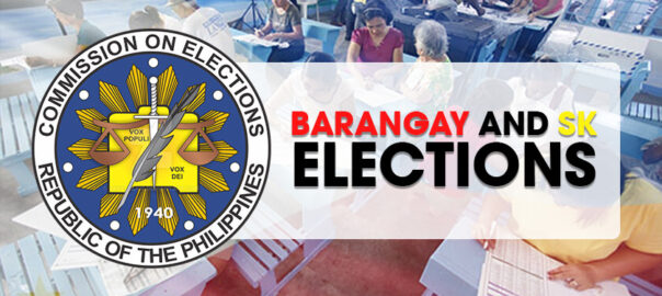 Barangay and SK Election