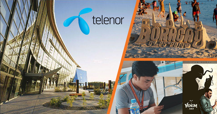 Telenor Group featured image
