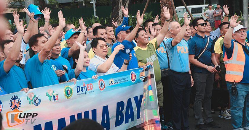 Manila Bay Rehabilitation 2019