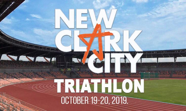 New Clark City to hold Inaugural Triathlon Race