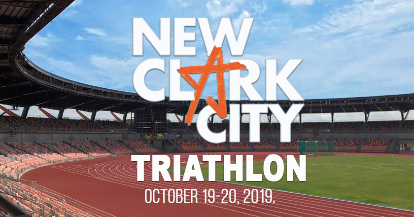 New Clark City to hold Inaugural Triathlon Race