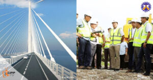News Article Travel Time shorten as DPWH starts Bataan to Cavite Interlink Bridge Project