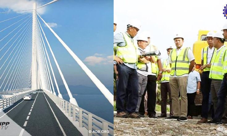 News Article Travel Time shorten as DPWH starts Bataan to Cavite Interlink Bridge Project