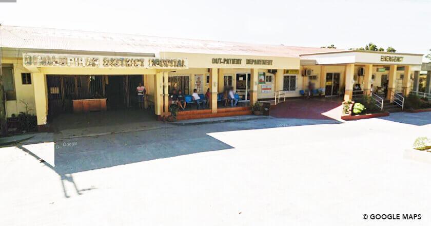 Dinalupihan District Hospital, Dinalupihan Bataan Jose C. Payumo Memorial District Hospital, formerly known as Dinalupihan District Hospital, has Outpatient Department, Inpatient Department, and Emergency Room.