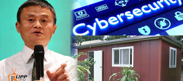 Housing Program, Jack Ma and Cybersecurity