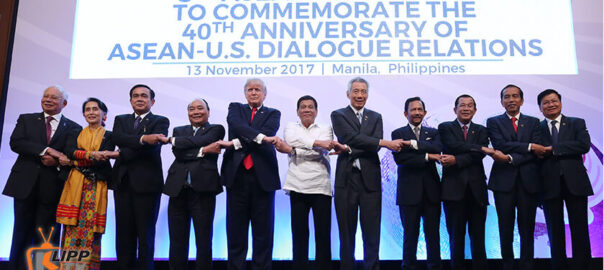 ASEAN World Leaders Arrive at the Philippines