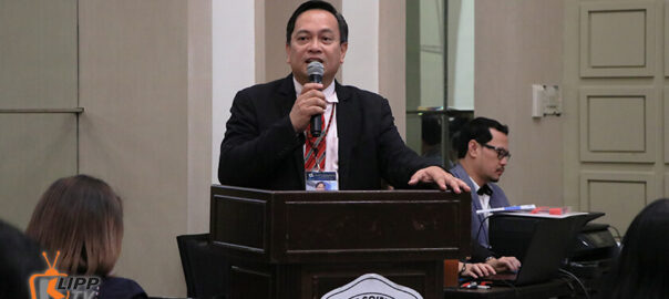 DOST Region 3 director Julius Sicat